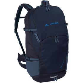 VAUDE Bike Alpin 25+5 Plecak, niebieski